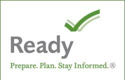 Ready.gov  Prepare Plan Stay Informed