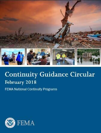 Continuity Guidance Circular cover image