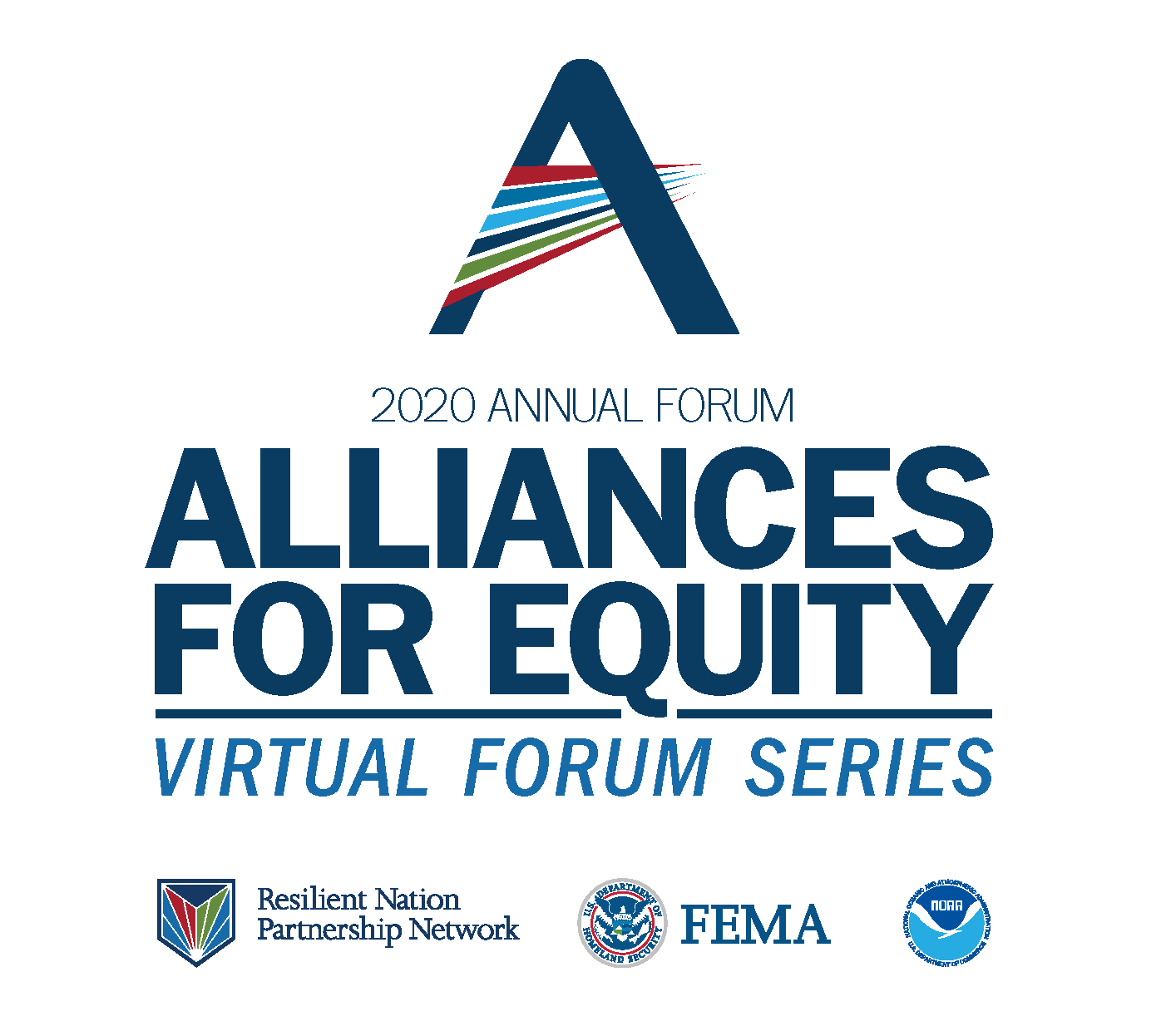 Alliance for Equity Virtual Forum Seris
