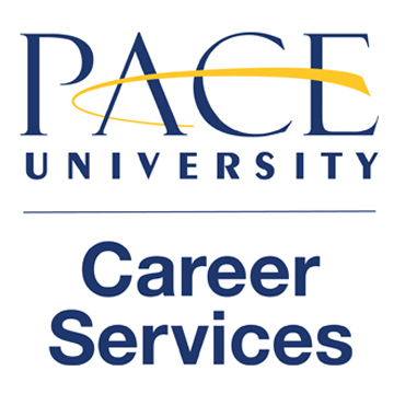 Pace University Career Services logo